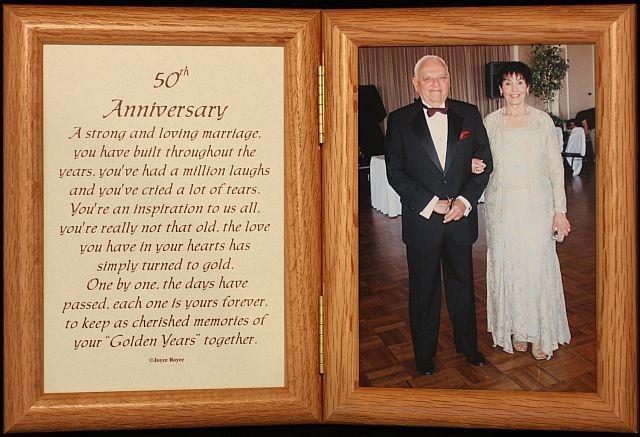 50th Anniversary Poem