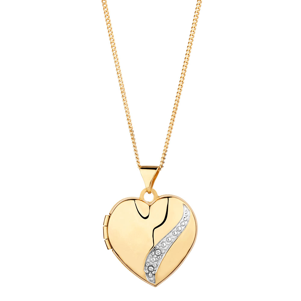 Perosnalized Locket For 50