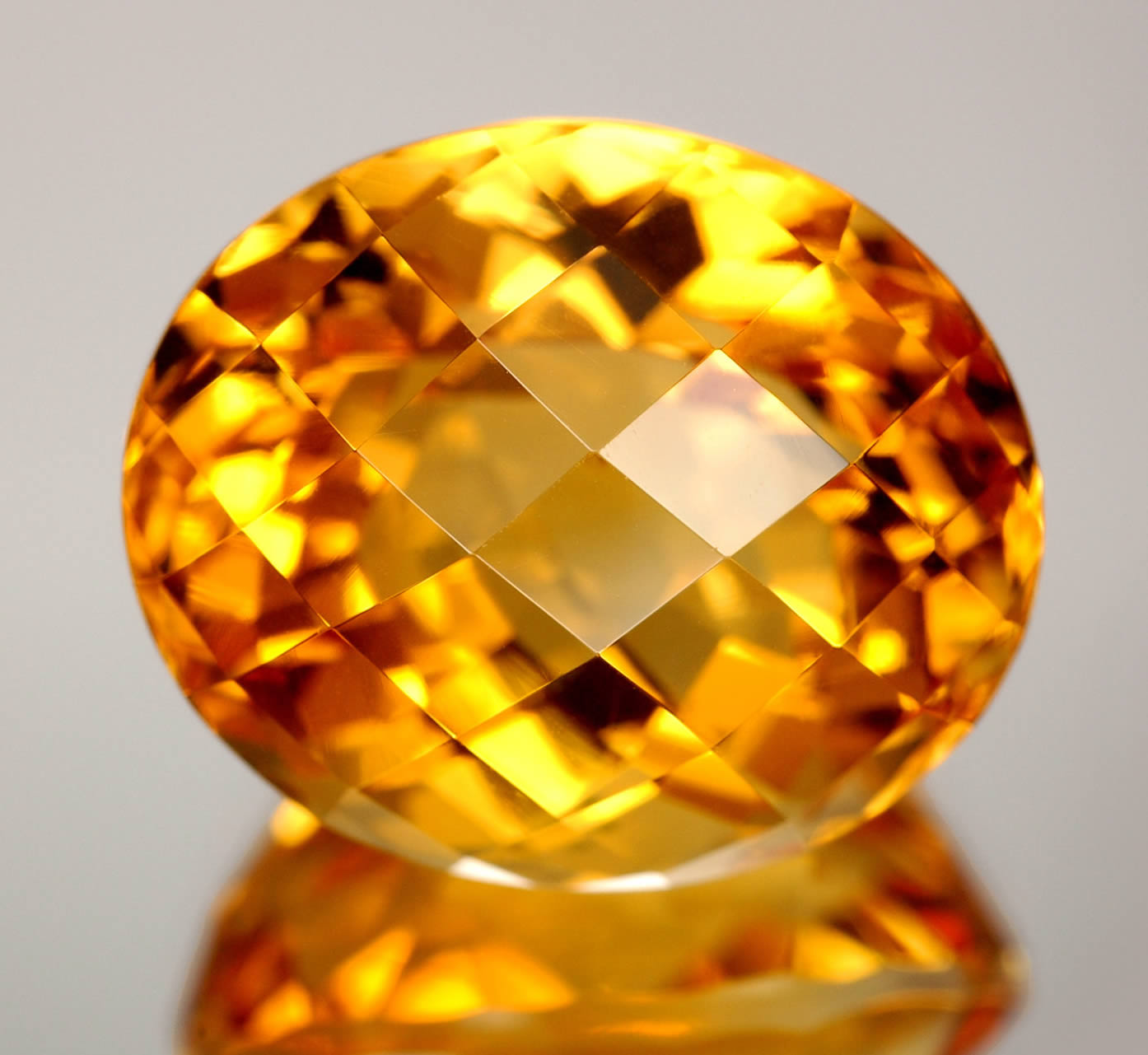 Citrine For 17th Anniversary