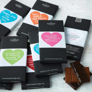 Chocolates With Messages