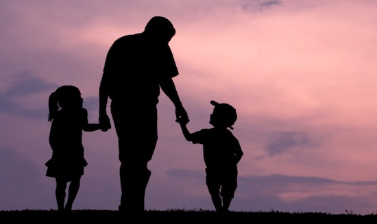The importance of grandparents for the growth of children