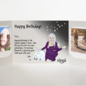 Rsz Virgo Birthday Card