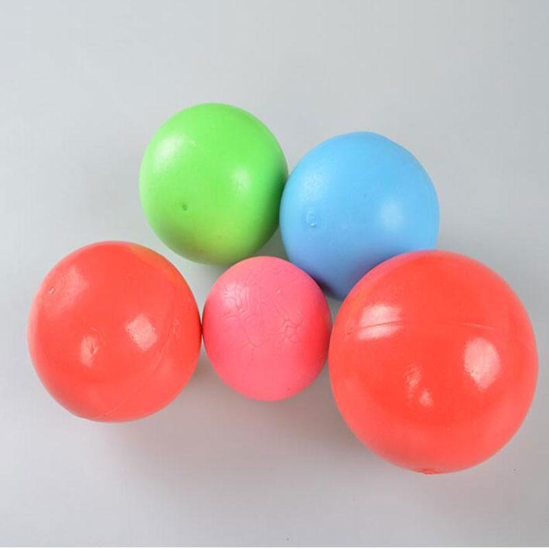 Hot Selling Jumping Bouncy Ball Colorful