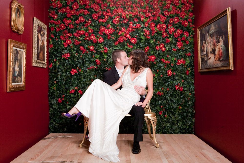 5 Ideas for your photo session with your photo booth for weddings