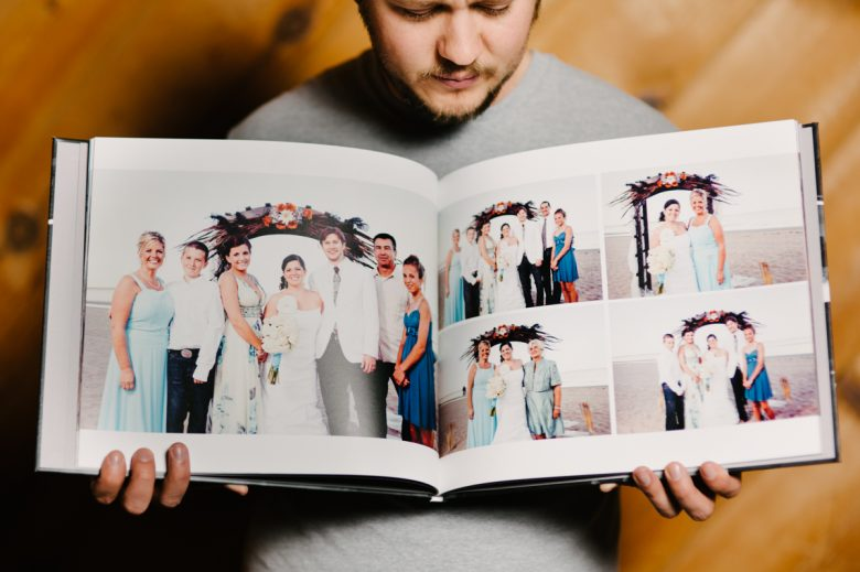 How to choose the perfect wedding album