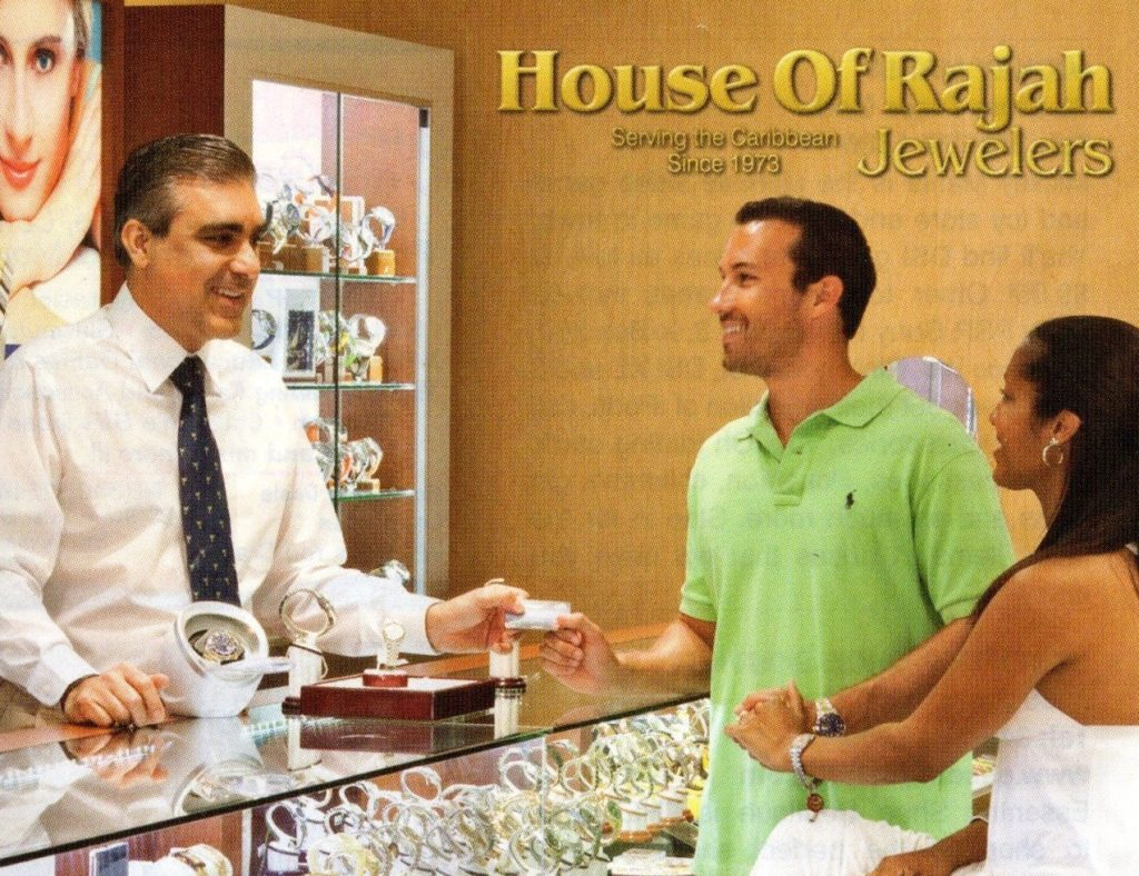House Of Rajah Jewelers W COUPLE
