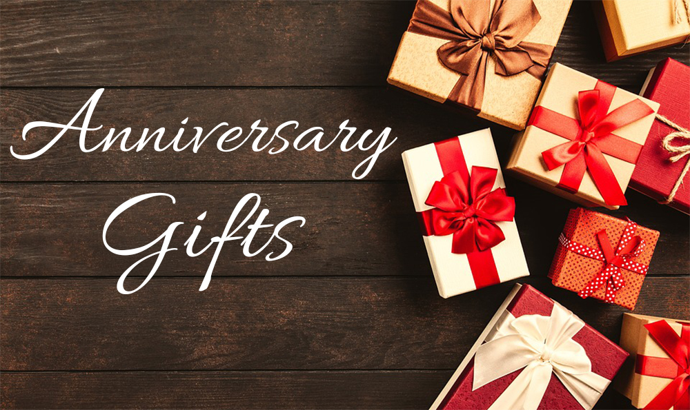 anniversary gifts banner