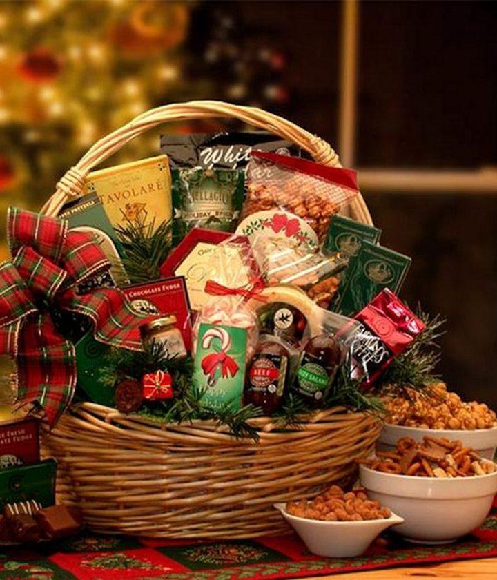 Mеmоrаblе Gift Bаѕkеtѕ Aѕ Gifts Thеѕе Holidays