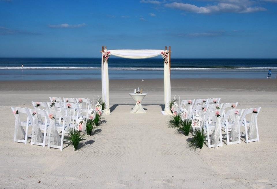 beach wedding locations on a budget