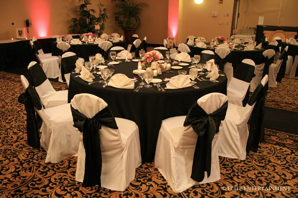 chair and table covers