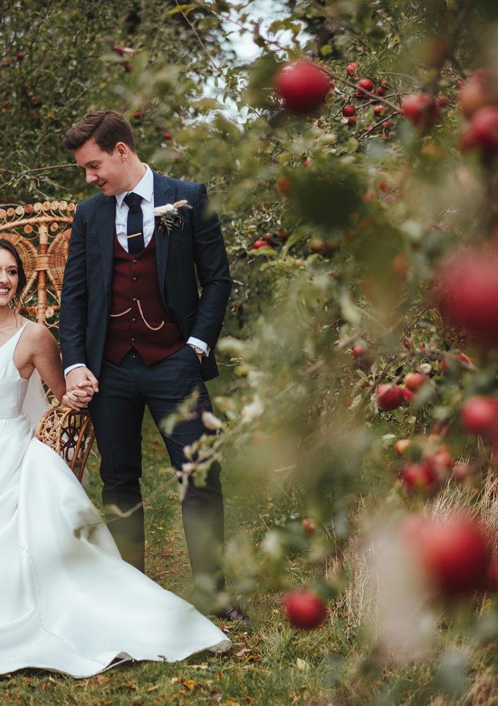 Secrets of wedding photography