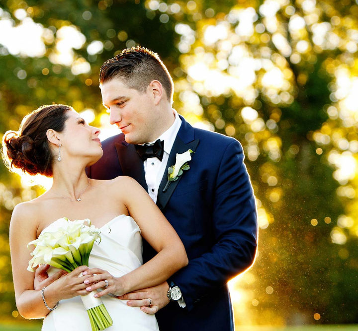 Tips for posing with confidence on your wedding day