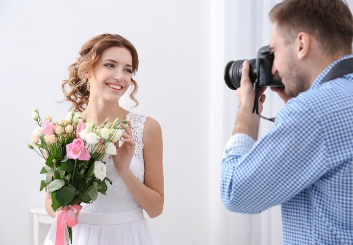 How to choose a professional wedding photographer